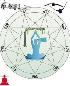 סולם הסולפג'יו – חבילת תדרים מורחבת