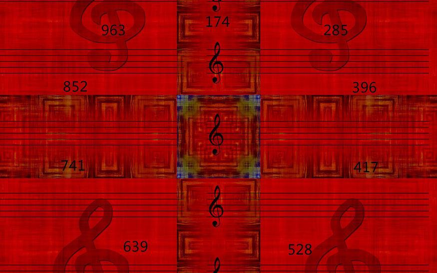 פוסט סולם הסולפג'יו - צלילים מקודשים